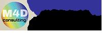 M4Dynamics logo