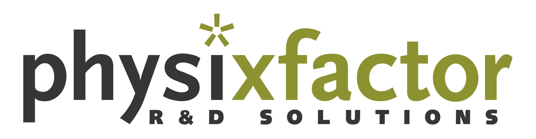 The Physixfactor logo.