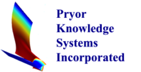 Pryor Knowledge Systems, Inc. logo.