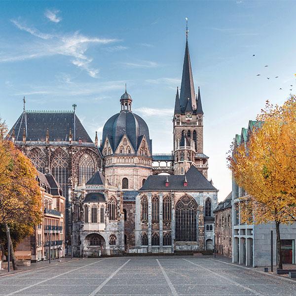Aachen, Germany Landmark