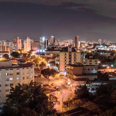 Campinas, Brazil Landmark