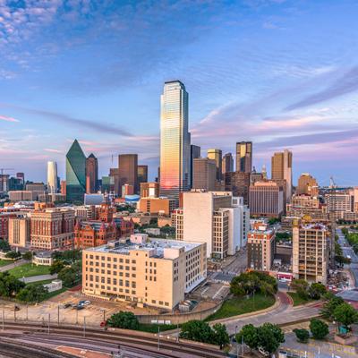 Dallas, Texas Landmark