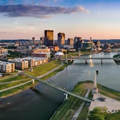 Dayton, Ohio Landmark