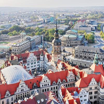 Dresden, Germany Landmark