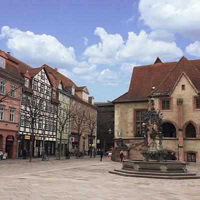 Göttingen, Germany Landmark