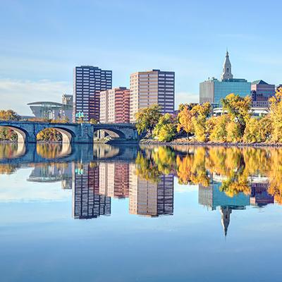 Hartford, Connecticut, USA Landmark