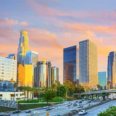 Los Angeles, California Landmark