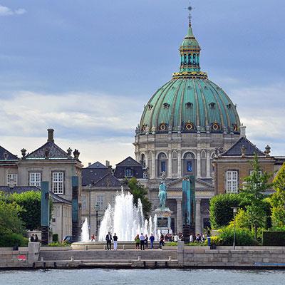 Lyngby, Denmark landmark