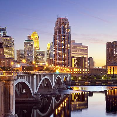 Minneapolis, Minnesota Landmark