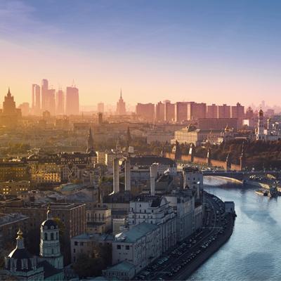 Moscow, Russia Landmark