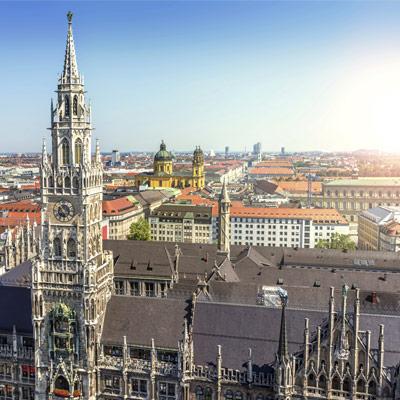 Munich, Germany Landmark