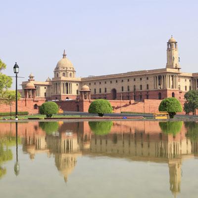 New Delhi, India Landmark