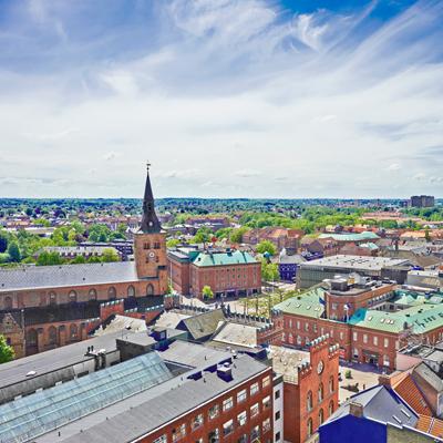 Odense, Denmark Landmark