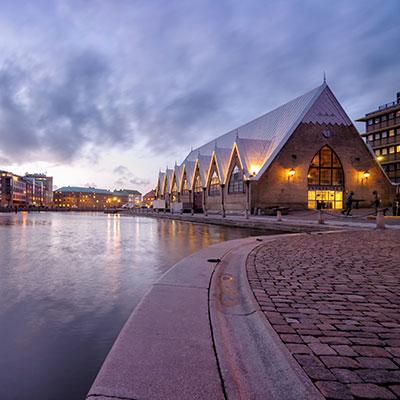 Gothenburg, Sweden Landmark