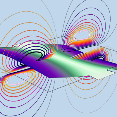 Vibrating Micromirror Model
