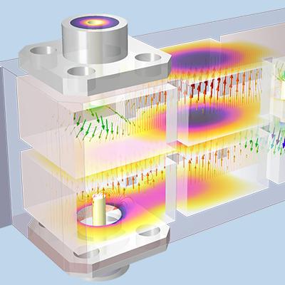 Cavity Filter Model