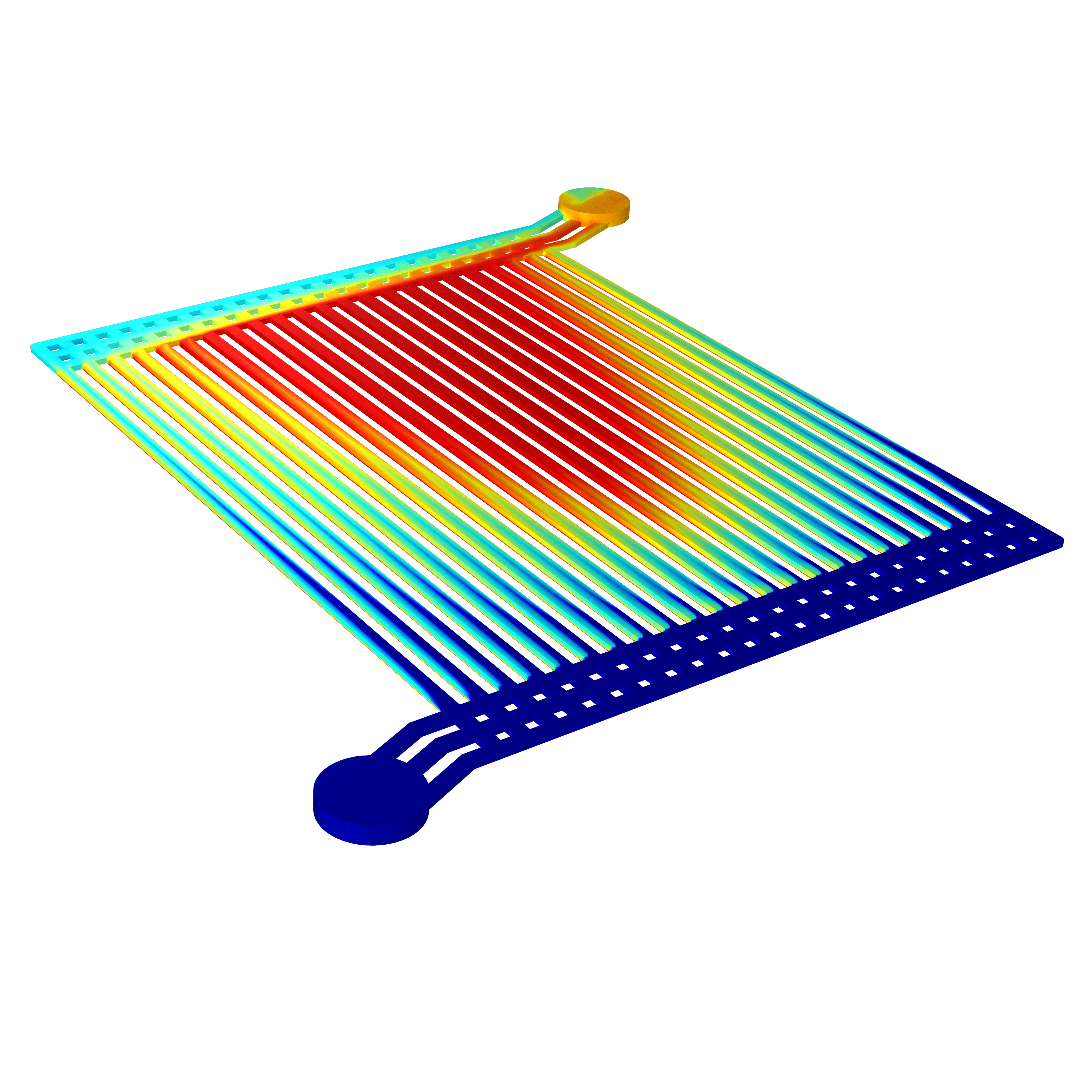 用于燃料电池和电解槽阐发的建模软件