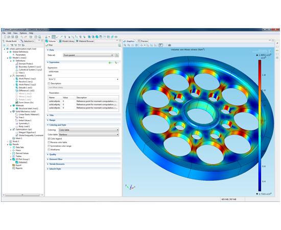 Geometric Designs Software