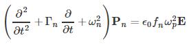 这个方程将与瞬态波方程同时求解得到磁矢势。