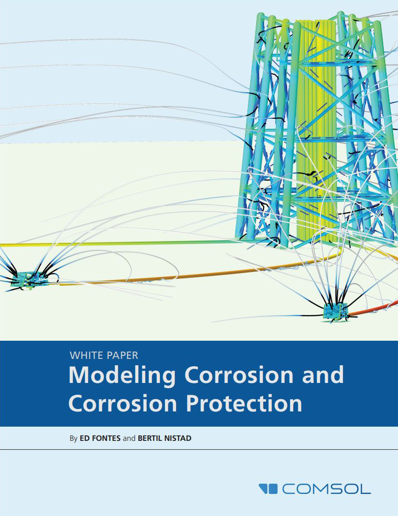 White Paper on Modeling Corrosion and Corrosion Protection Systems
