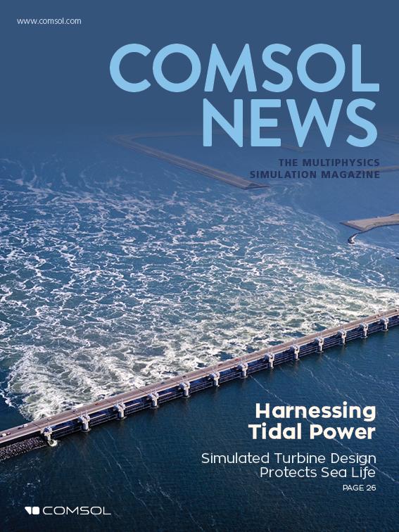COMSOL News 2021