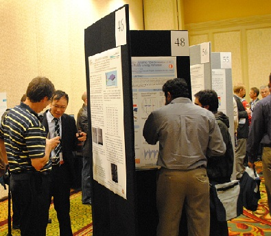 COMSOL Conference 2011 poster session