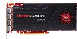 COMSOL now supports the AMD FirePro Graphics card W7000
