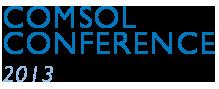 COMSOL Conference 2013 logo