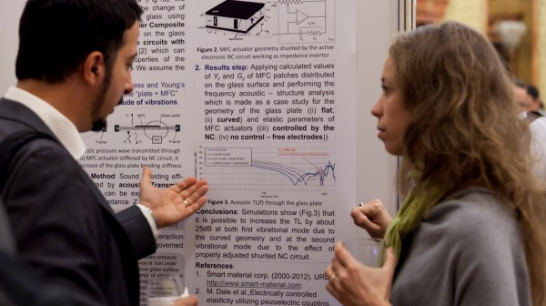 COMSOL Conference 2013, poster session