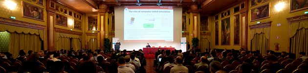 Presentation at the COMSOL Conference 2012