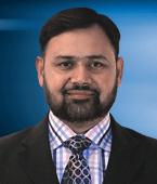Dr. Siddiq Qidwai, US Naval Research Lab