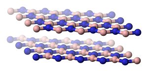Boron nitride 二维材料,并非只有石墨烯