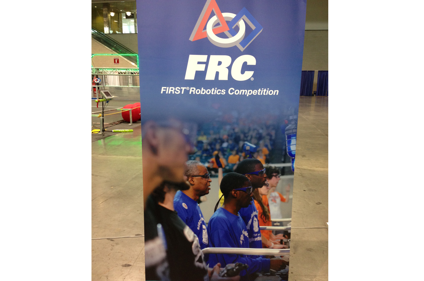 FIRST® Robotics Competition (FRC®).
