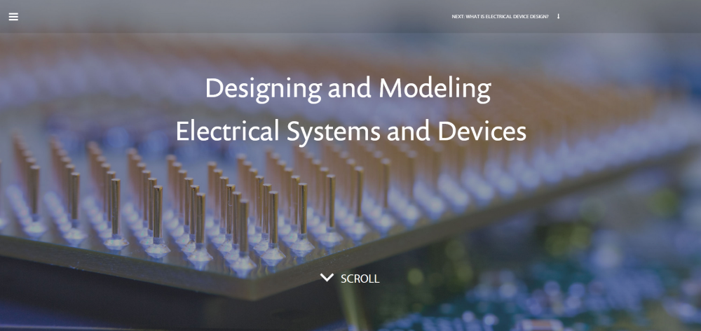 Electrical Systesms and Devices