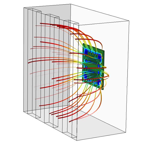 电流丛聚效应。