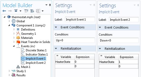 重新初始化 HeaterState 变量。
