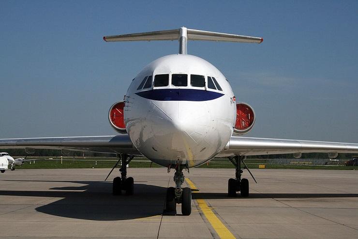 飞机照片。