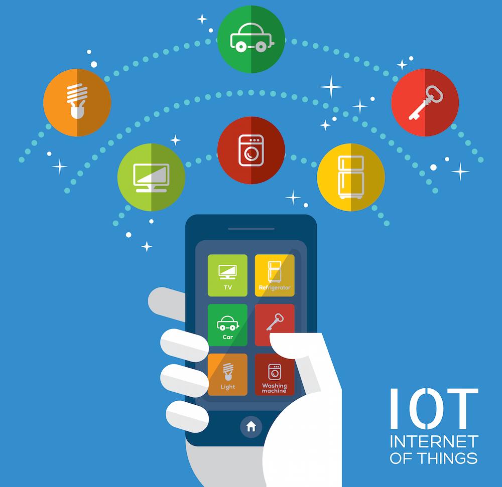Internet of Things 优化 5G 网络及物联网的天线设计