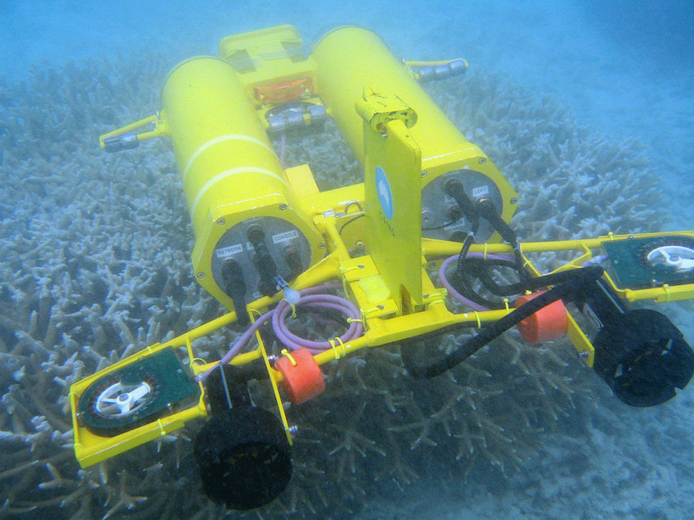 无人驾驶型潜艇。