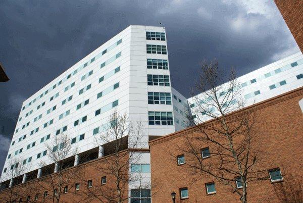 医学中心照片。