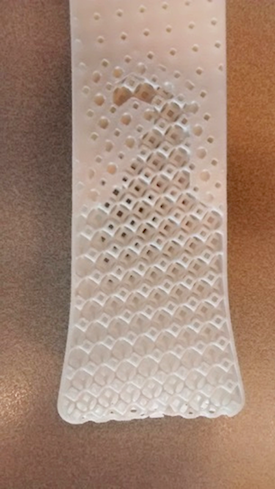 图片显示了样式中的各种晶胞类型。