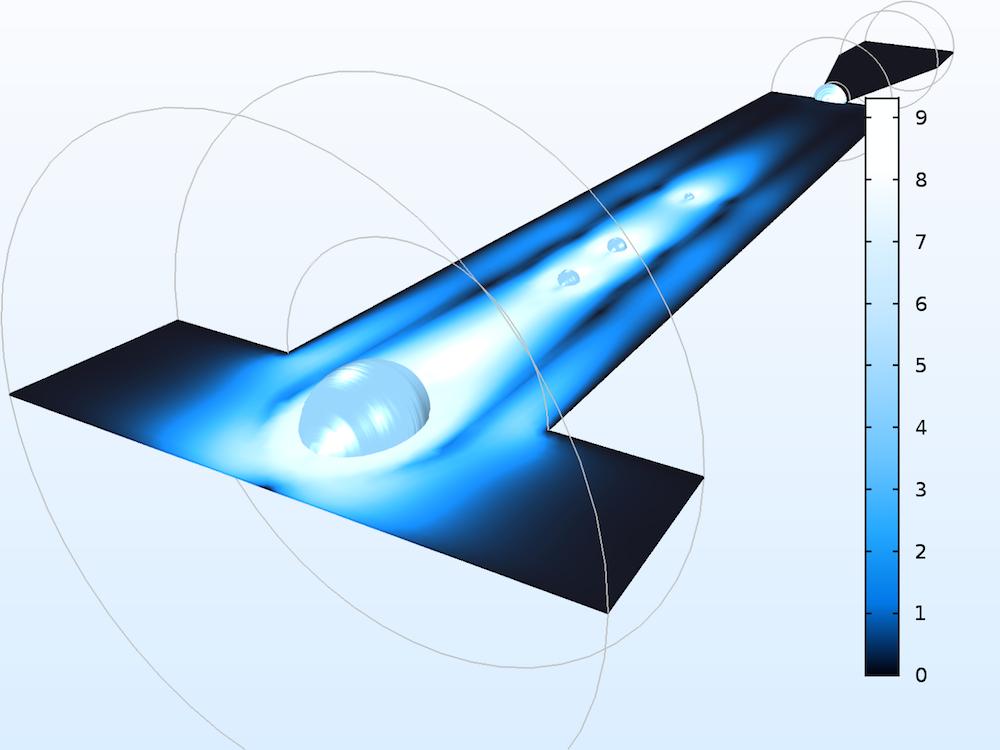 jupiter aurora color table comsol 利用 6 个全新颜色表增强可视化绘图效果