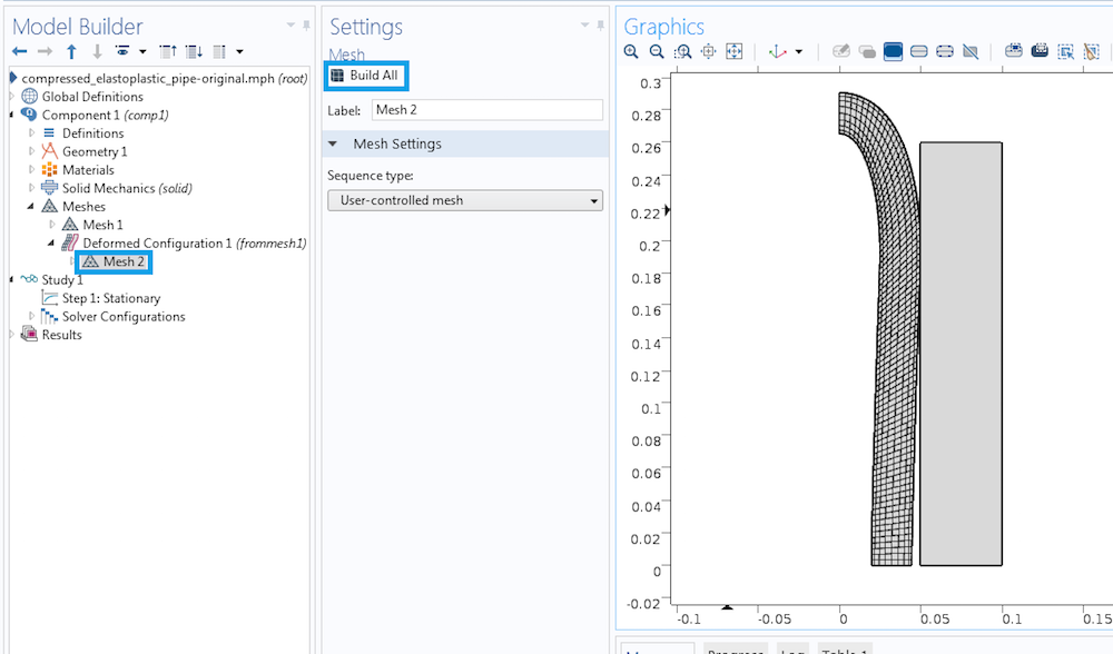 Build deformed mesh annotated1 如何重新使用变形物体作为几何输入