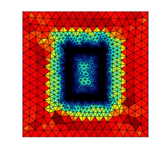 meshing for AGF model 人工地层冻结法的仿真研究
