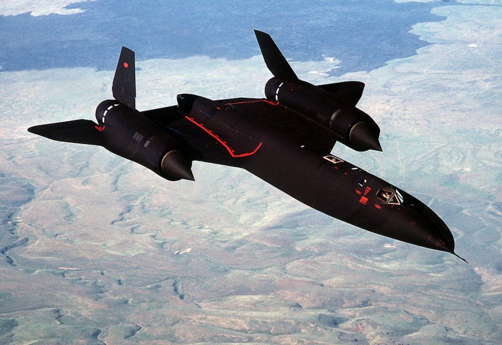 超音速飞机照片。