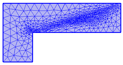 An image demonstrating the Free Triangular mesh operation.