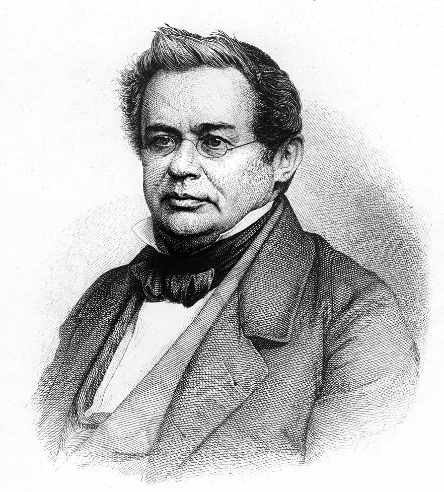 Emil Lenz的肖像。