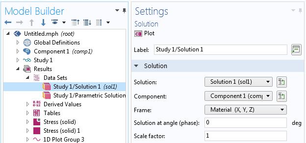 """框架选择数据集的""""设置""""窗口的屏幕截图。"""