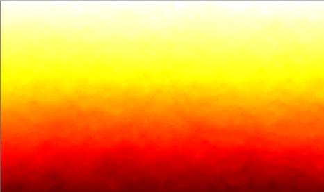 在垂直方向上通过孔隙传输的势场图像。