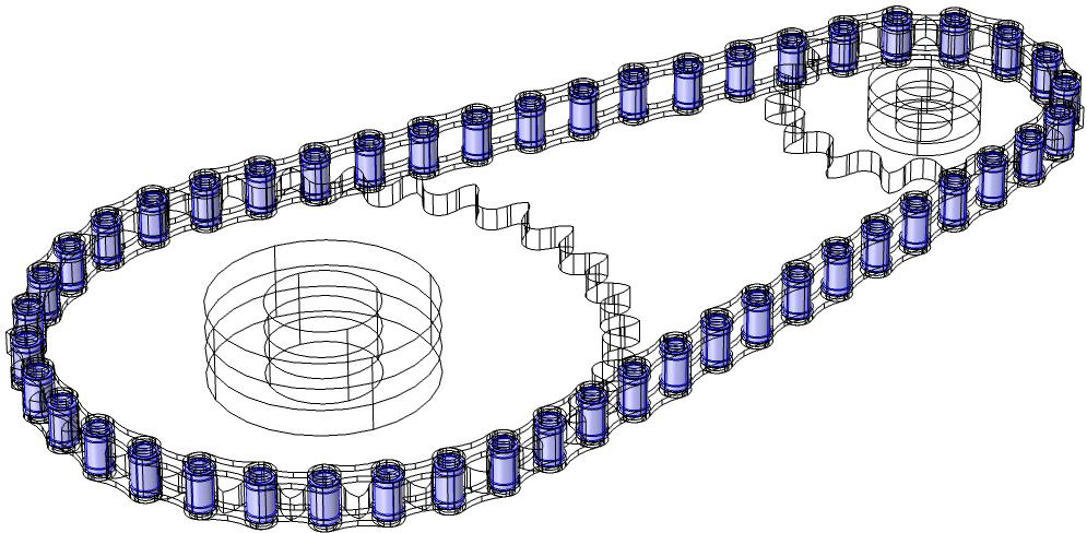 """选择用于创建""""线性弹性材料""""节点的衬套域。"""